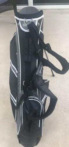 Nitro 6 Way Stand Bag