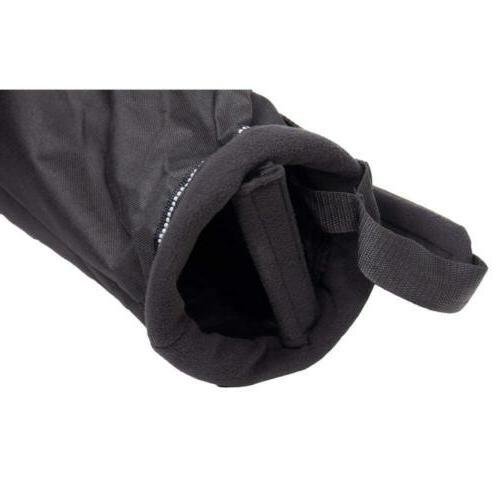 "7"" Sunday Bag, Lightweight Carry Executive Course Golf Bag 7"", Black"