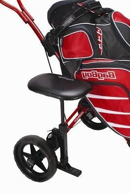 Bag Boy Golf- Push Pull Cart Se