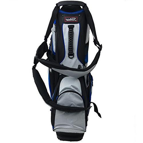 Titleist Bag Graphite/Gray/Royal