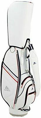 caddy bag Women's Triangle caddy bag AWU44 M72100 White