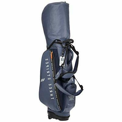 Men'S Caddy Bag Hff75 Navy One Size