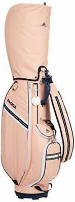 * Women's tape design bag HFF91 pink