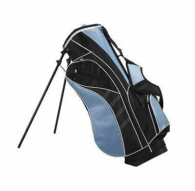 amg lightweight 8 way divider golf stand