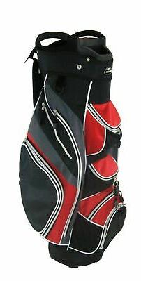 Precise Premium Full Length Cart Bag - 11 Pockets