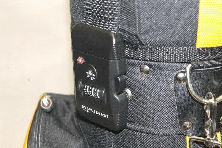 A99Golf Bag III Hybrid Carry Lock &
