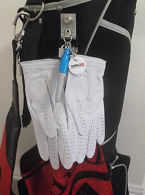 BAGLINKS™ Golf Bag Utilizes Golf Hood