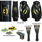 BATMAN PROMODEL 9inch golf BAG & 4 Accessories set=NEW=