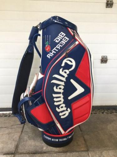 Callaway Big Bertha '14 Staff Bag, Never