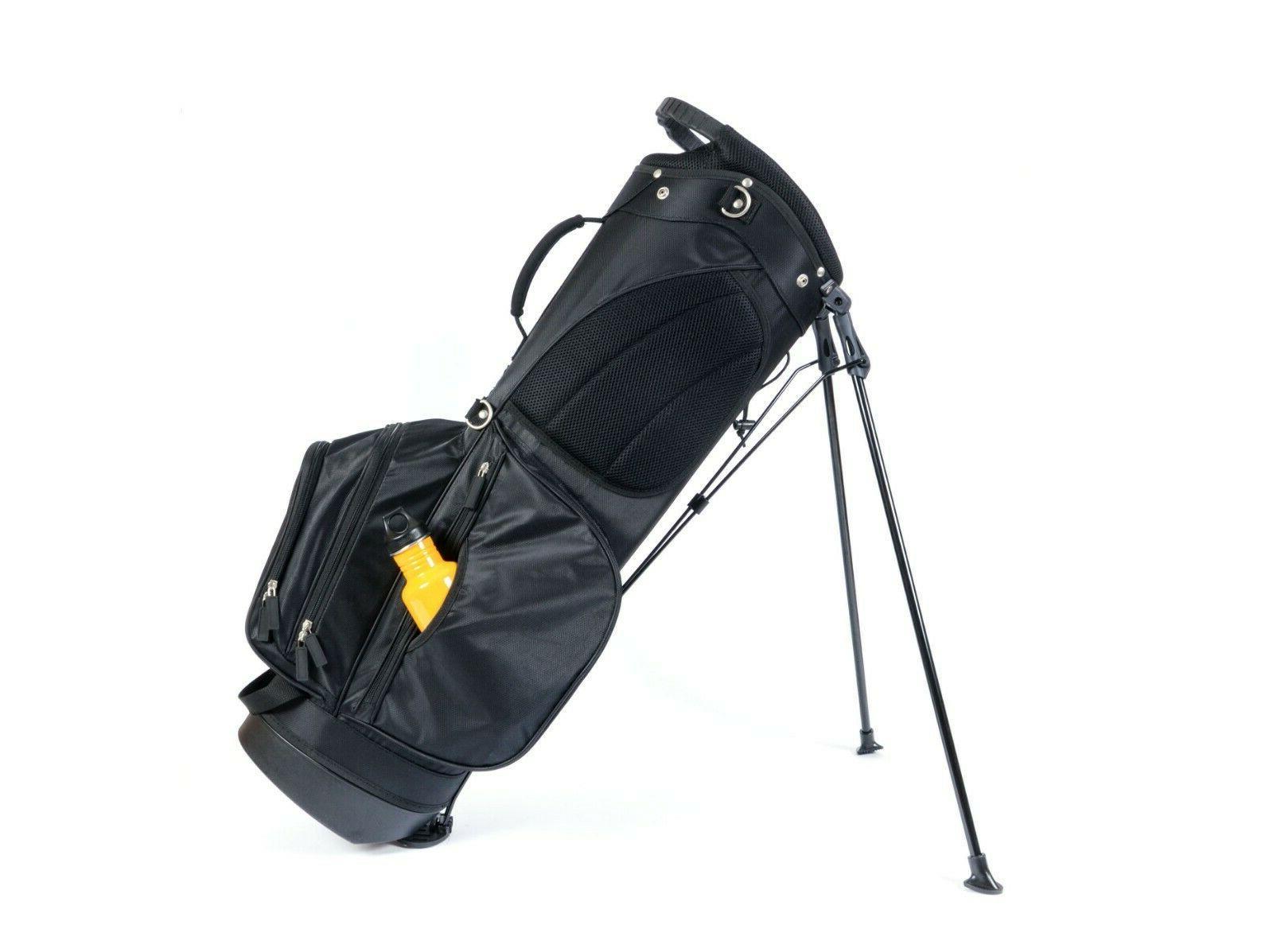 Black Lightweight Bag