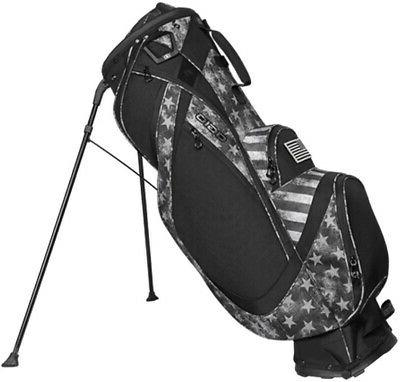 black ops shredder stand bag 8 way