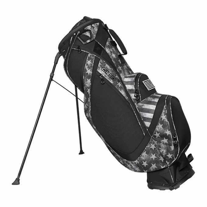 black ops shredder stand golf bag 8