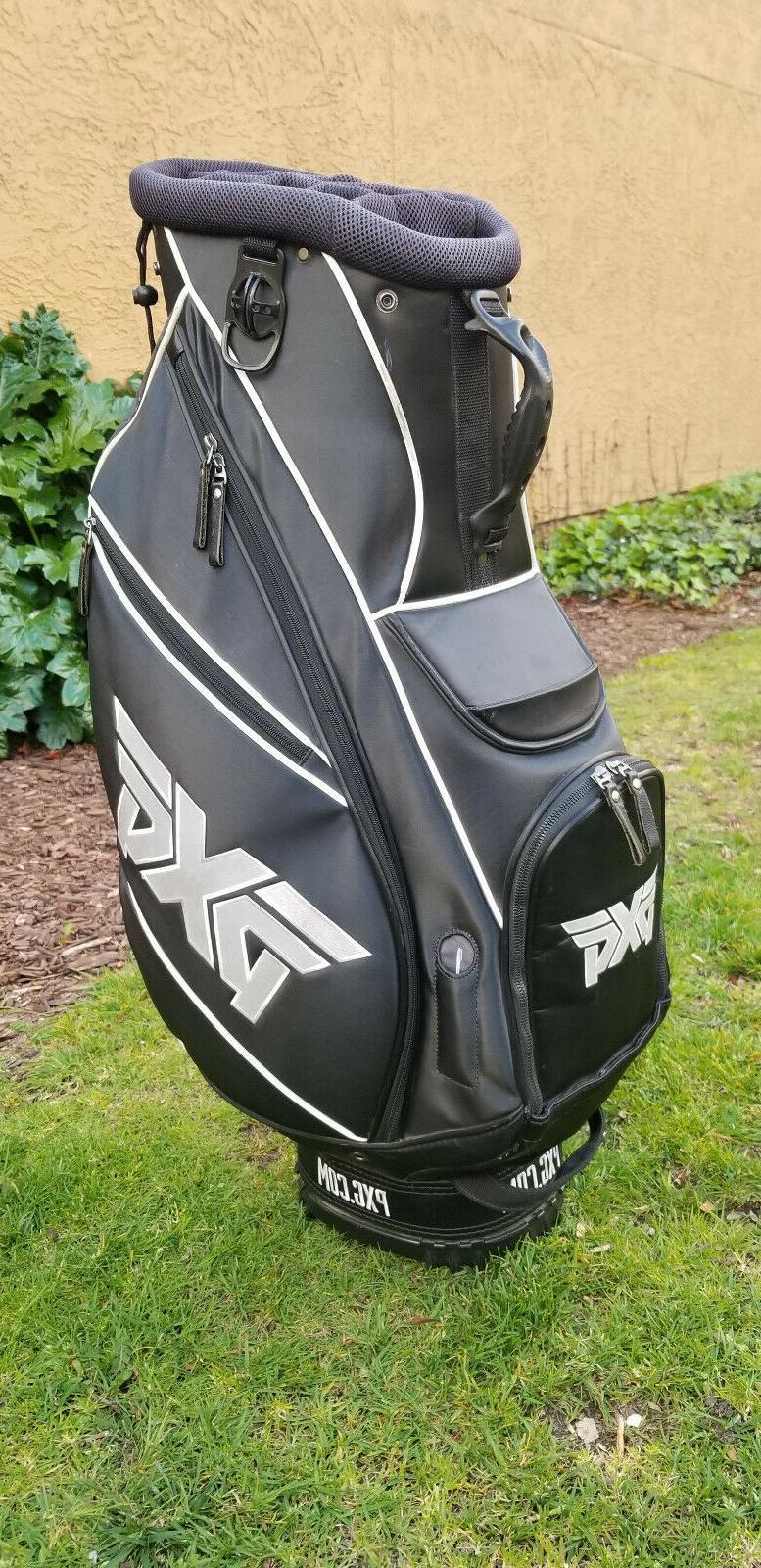 Bag with 14-way Club slots