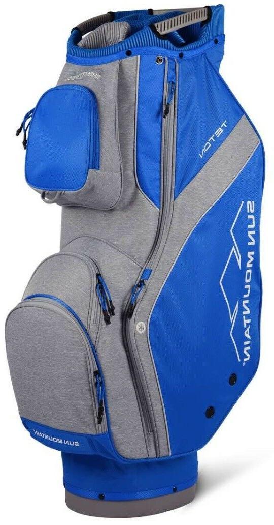 Black Golf Bag- CART