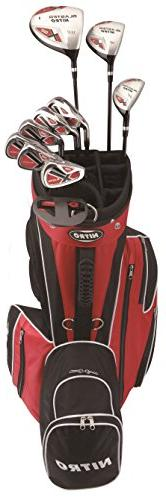 Nitro Men's Blaster Golf Set , Left Hand