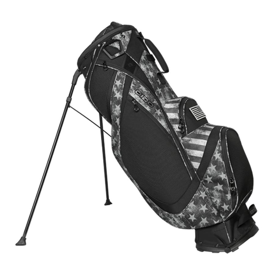 Brand New Ogio BLACK OPS Stand BAG  Bag FREE SHIPPING!!!