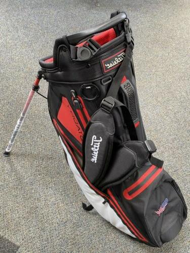 brand new players 4 stadry stand bag