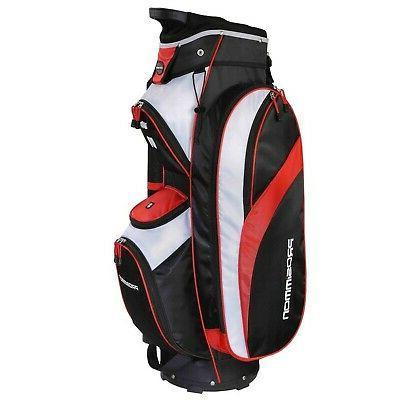 Brand New 14 Way Cart Bag