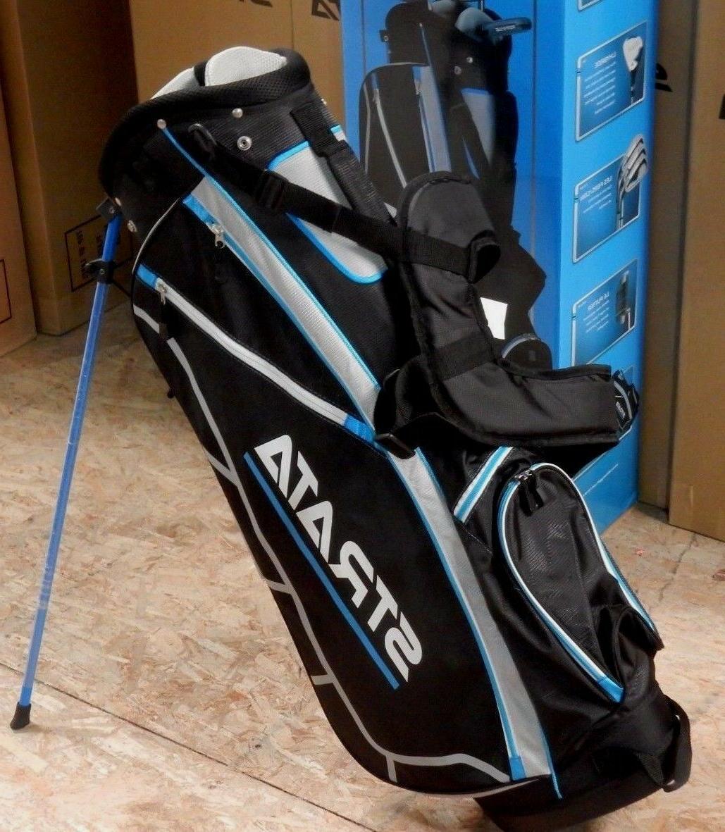 Strata Callaway Women's Carry Golf Bag 7-Way + Hood #65209