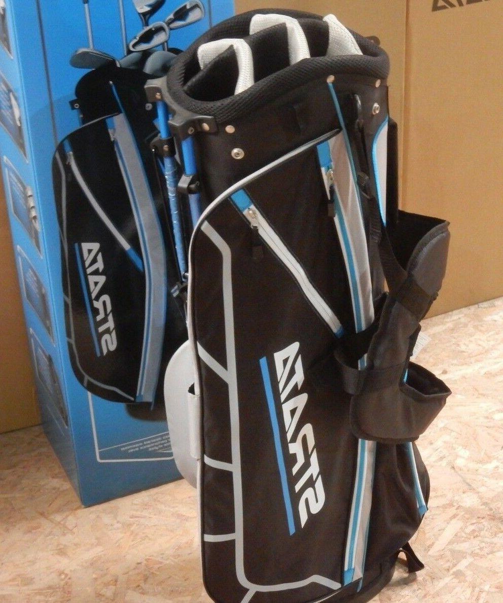 Strata By Carry Golf 7-Way Divider + Rain Hood #65209