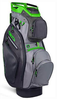 Sun Mountain C-130 Cart Bag 14 Ind. Dividers 2019 Iron/Gunme