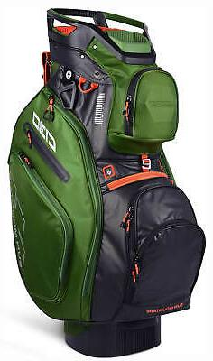 Sun Mountain C-130 Cart Bag 14 Ind. Full Dividers 2019 Cactu