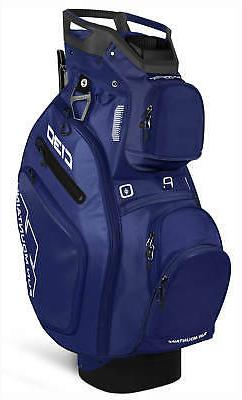 Sun Mountain C-130 Cart Bag 14 Individual Full Length Divide