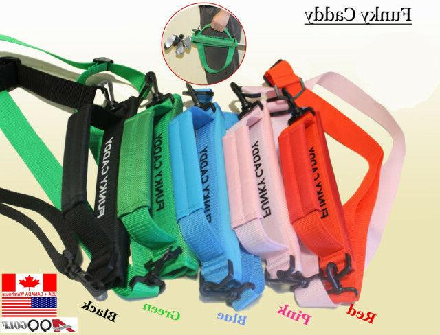 c12 funky golf bag driving range carrier