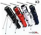 A99 Golf C4 Range Sunday Pencil Carry Bag Removable Top Cove