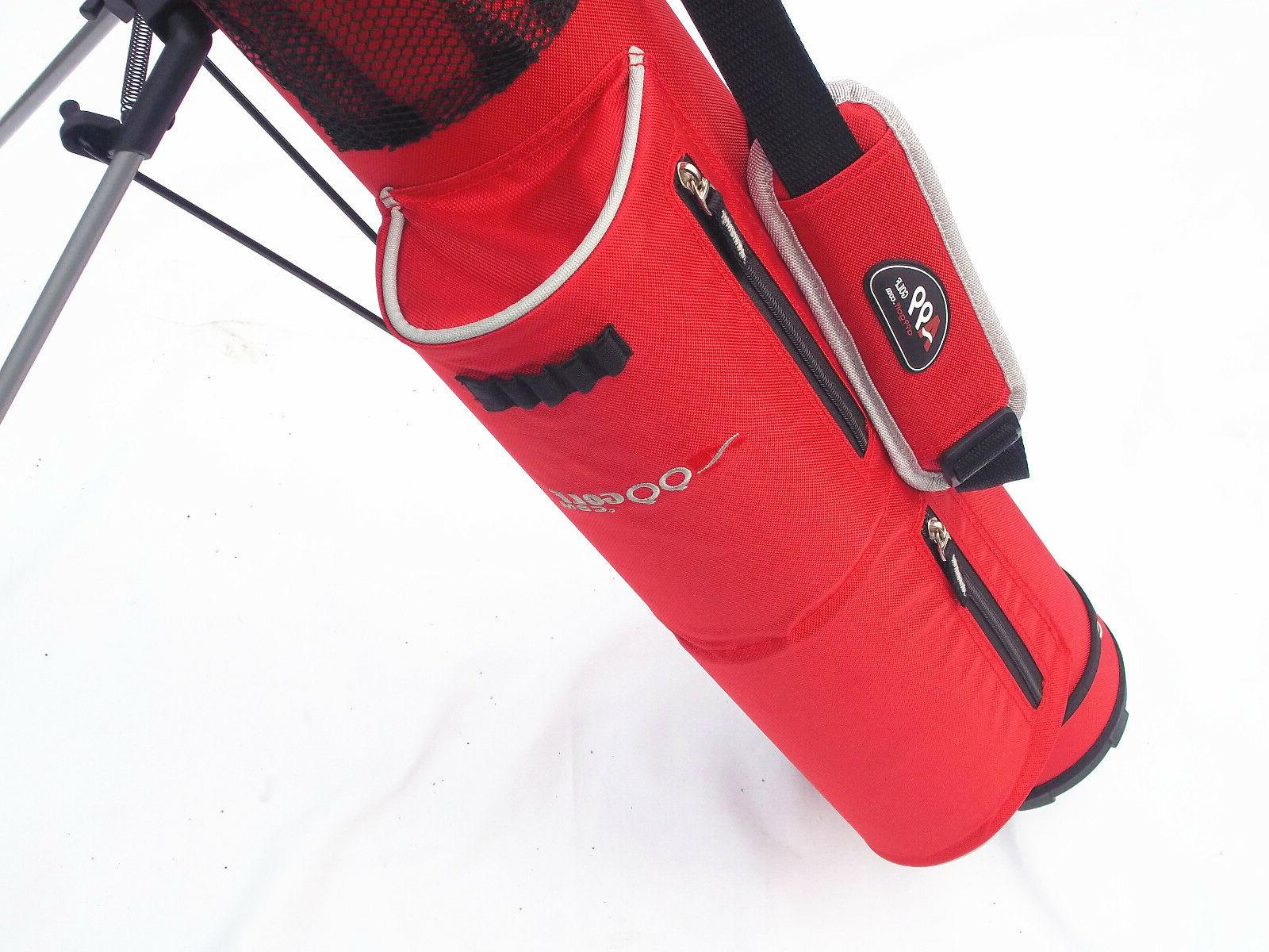 C4 Golf Sunday Carry Removable Top stand