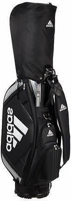 Adidas Caddy Bag XA227 Series CL0601 Black / Silver Genuine