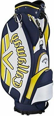 Callaway Golf bag RIZE caddy bag 2018 model cart type Men's