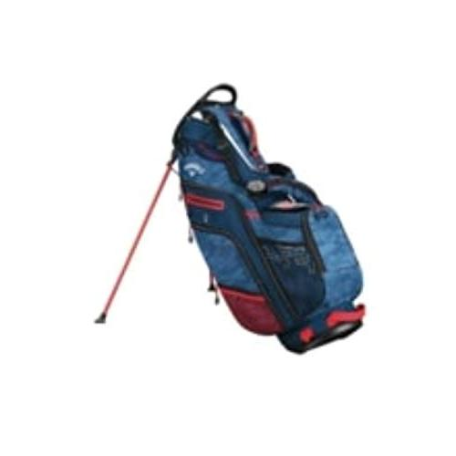 Callaway Stand Bag Stand Camo/Red/White/Flag