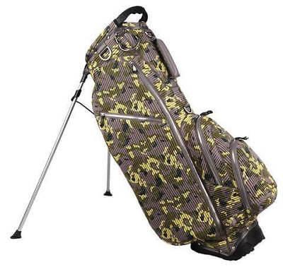 camo stand bag golf bag frog camo