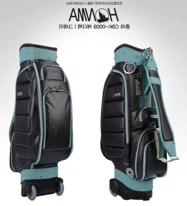 HONMA CBK-0009 Authentic Women Golf Caddie Bag Gray Color 8.