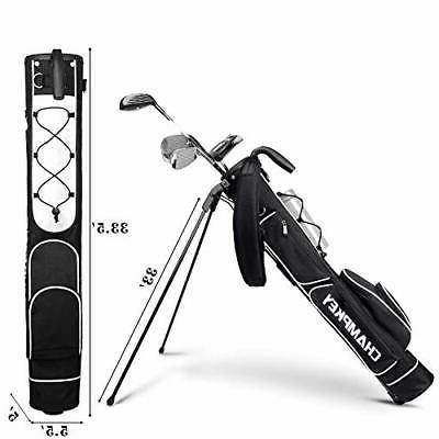 Champkey Bag Carry & Golf Bag –