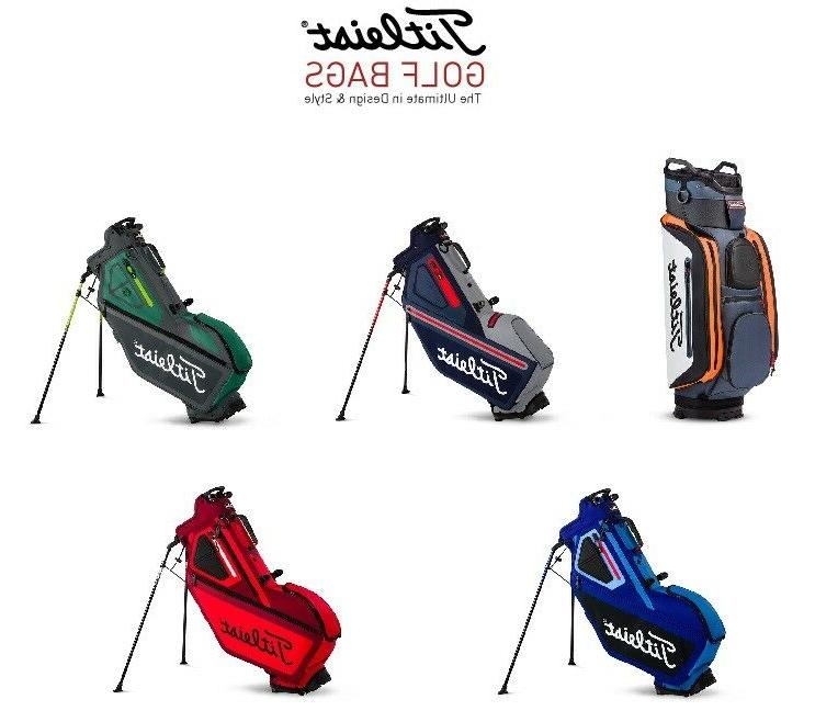 CLOSEOUT!! Titleist Golf Bags Brand New In Box! - Choose Mod