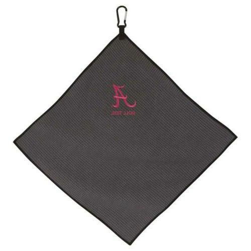 collegiate 15 x15 microfiber towel