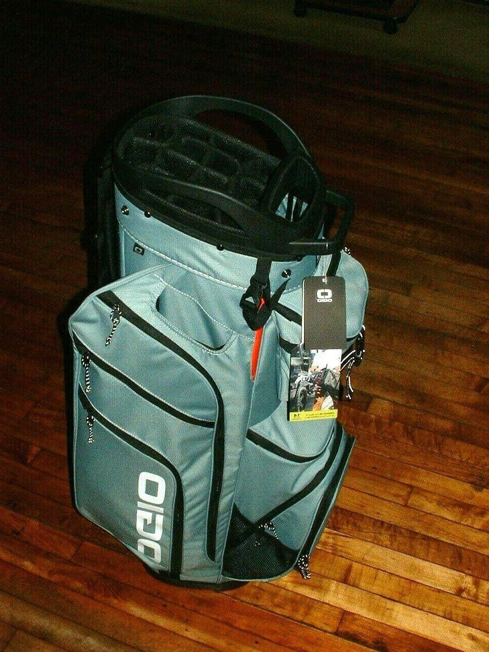 convoy se cart bag 14 lightweight durable