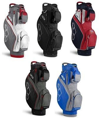 SUN MOUNTAIN CX1 CART GOLF BAG MENS - NEW 2018 - 15-WAY TOP-