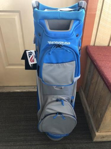 Sun Bag cart bag way Cobalt-Gray