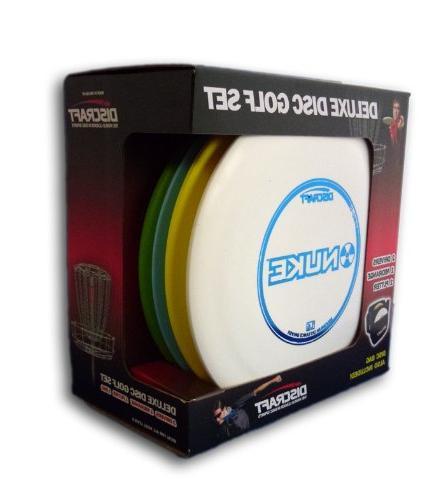 deluxe disc golf set models
