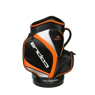 den caddy golf bag black