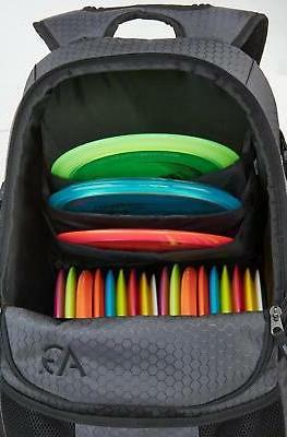 Disc Golf Outdoor Deluxe Frisbee Holds NEW
