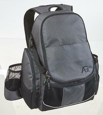 Disc Golf Deluxe Backpack Holds 21+ Sports Discs NEW