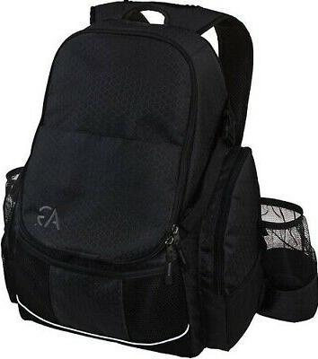disc golf bag outdoor deluxe frisbee backpack
