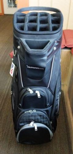 Sun Mountain Diva Golf Bag Cart Bag Black 14 way full length
