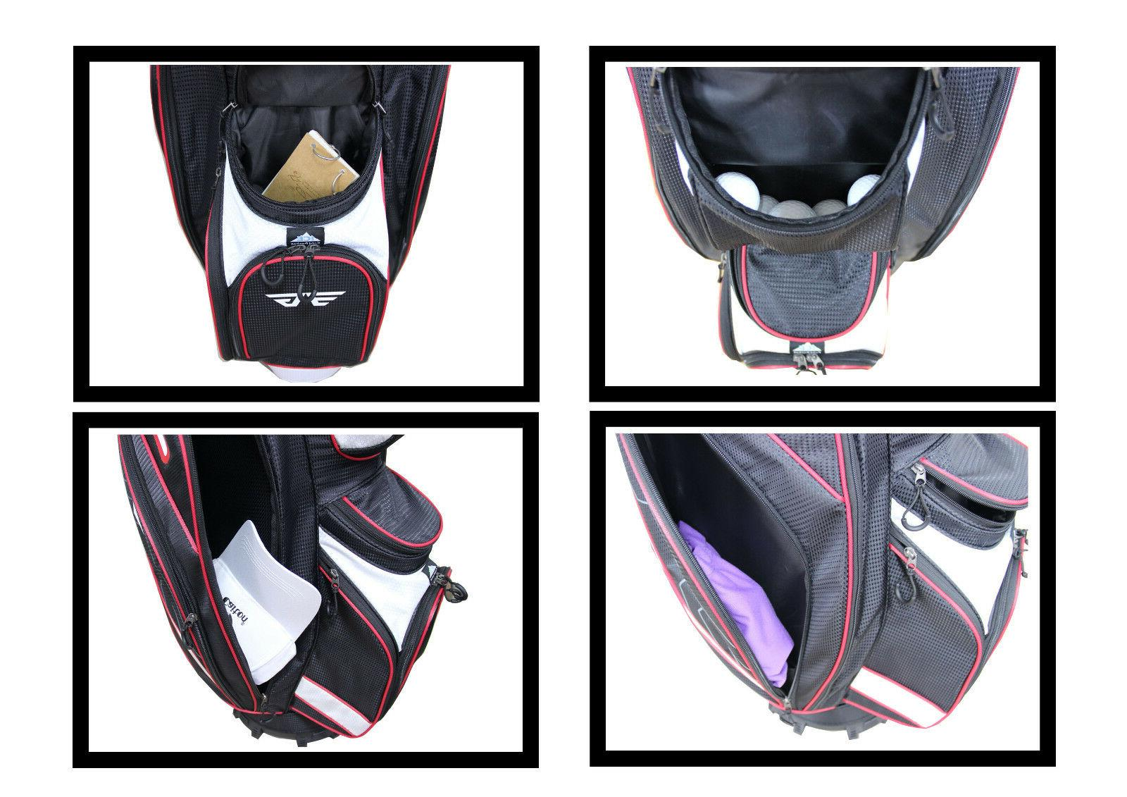 EG Eagole 14 Way Full Length Divider,10 Pockets Golf