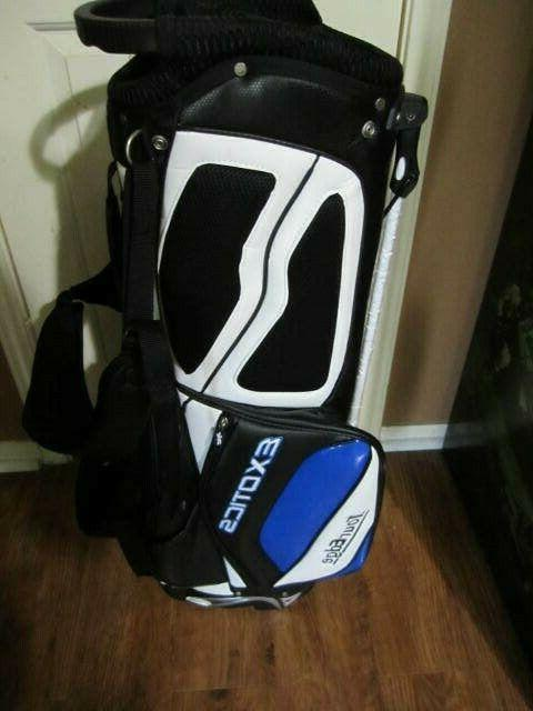 Tour double Staff Stand Bag NEW!!