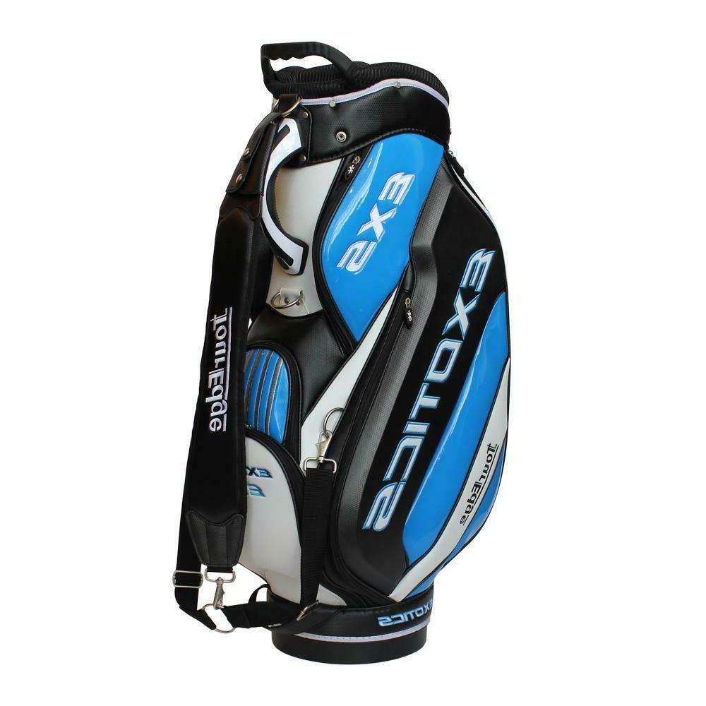 exotics premium staff golf bag new